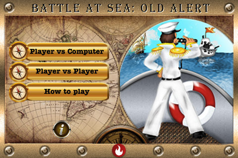 Screenshot Battleship: Old Alert Lite
